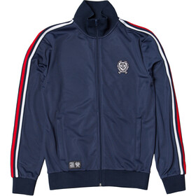 Brick Lane Bikes London BLB Taped Veste zippée Homme, navy
